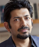 Portrait photo Dr Siddhartha Mukherjee